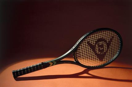 Dunlop Max 200G tennis racket, 1984.