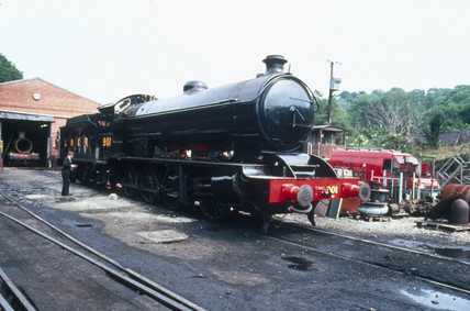 NER clas Q7 (T3) 0-8-0 steam locomotive, n