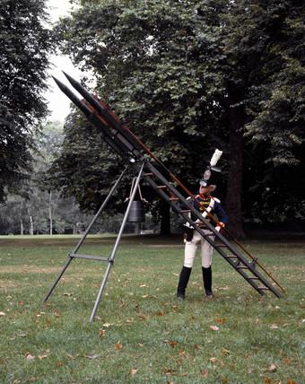 Congreve Bombarding Frame, 1806.