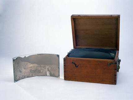 Panoramic negatives, 1859.