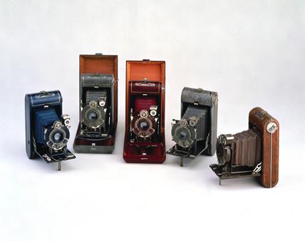 Vanity Kodak Ensemble, 1928-1933.