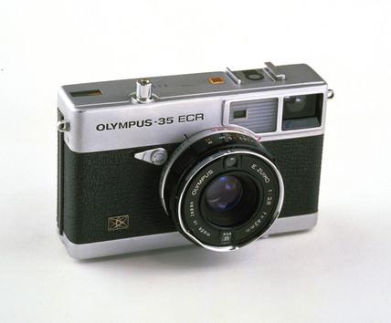 Olympus 35 ECR camera, c 1972.