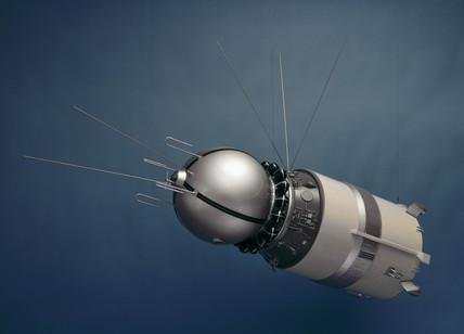 Vostok 1 capsule, 1961.