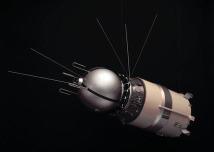 Vostok 1, 1961.