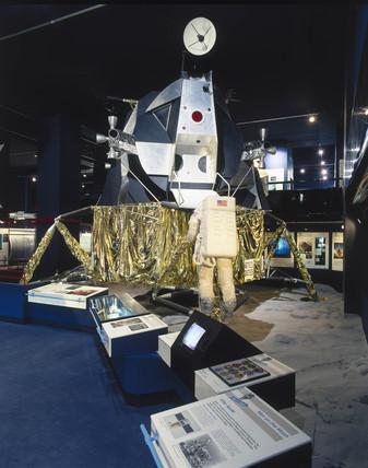 Apollo 11, lunar excursion module 'Eagle',