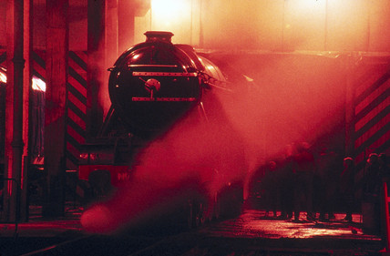 'Flying Scotsman'.