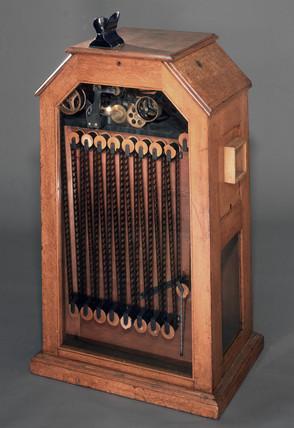 Edison Kinetoscope, 1894.