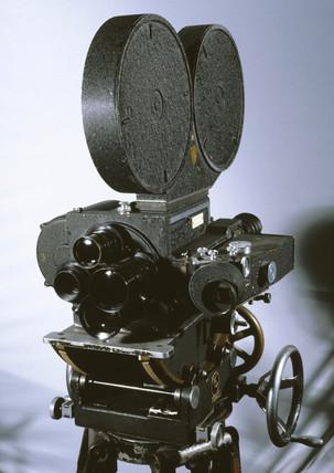 Mitchell NC 35mm camera, late 1940s.