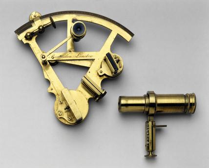 Sextant, 1781-1800.
