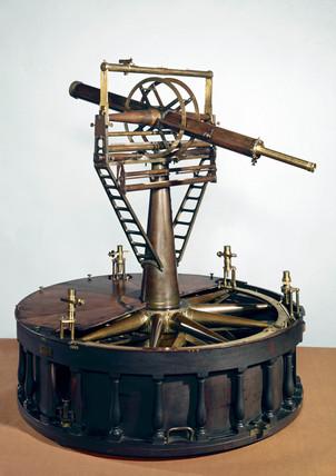 Ramsden's three foot geodetic theodolite, 1792.