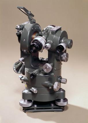 Microptic transit theodolite No 1, 1954.
