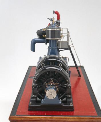 Bellis and Morcom steam engine.