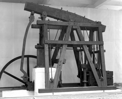 Adam Heslop's winding and pumping engine, 1795.