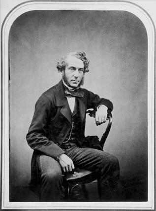 John Hick, 1854-1866.