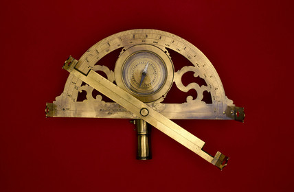 Graphometer, 18th century.