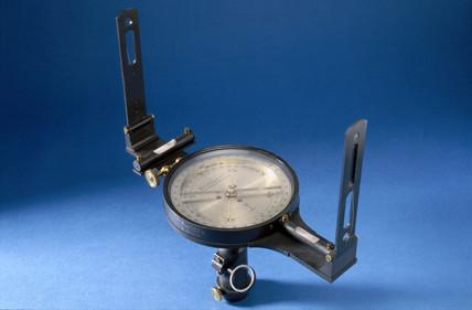 Miner's dial, c 1850.