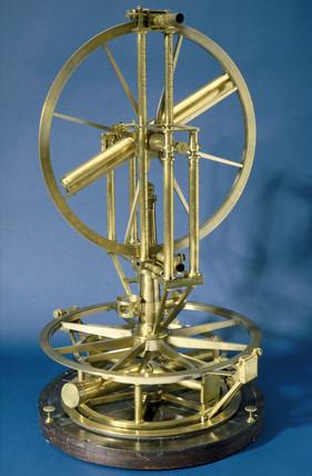 Ramsden's 18 inch geodetic theodolite, 1790-1800.