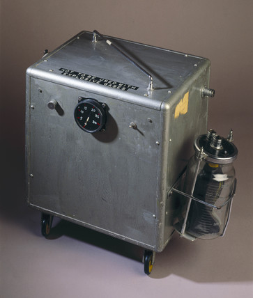 'Beaver' anaesthetic ventilator, 1955.