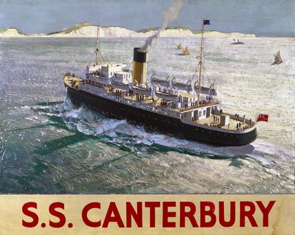 's Canterbury', c 1923-1926.