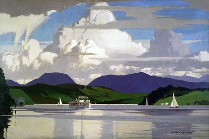 'MV Swan on Lake Windemere', 1923-1947.