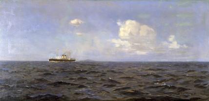'To Ireland', 1905.