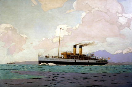 's Glen Sannoz on the Clyde', 1923-1948.