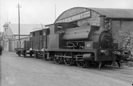 Londonderry Port & Harbour 0-6-0ST No. 1