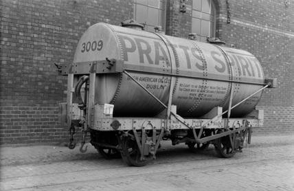 Pratt's Spirit Tank. England, 1933.