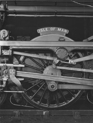 London Midland Scotland (LMS) class 5XP 4-6-0 no. 5511 'Isle of Man', 20th January 1938.