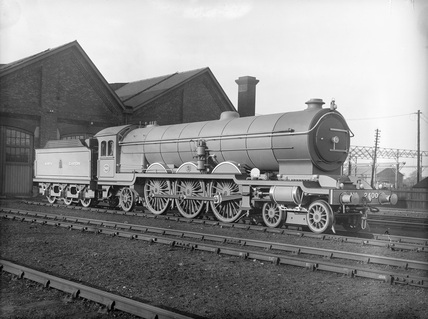 Darlington Works. NER 4-6-2 no. 24000. DAR_806.
