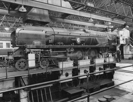 Locomotive Test Plant, Swindon.