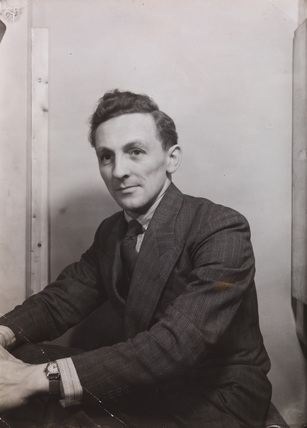 Portrait of E. G. Malindine, 1938.