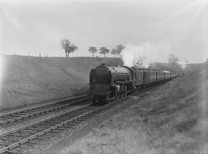 LNER class A1 4-6-2 locomotive no. 60127.