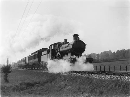 GWR locomotive no. 3364.