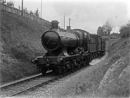 GWR Bulldog class locomotive