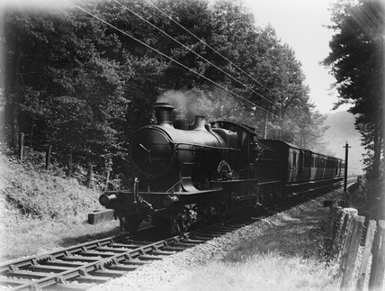 GWR locomotive no. 3371.