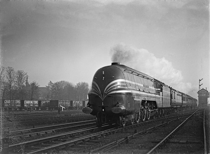 LMS locomotive 'Duchess of Gloucester'