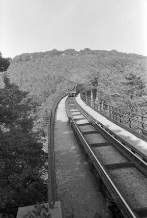 Castle Hill Viaduct, 3 July 1953
