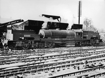 Locomotive 69999
