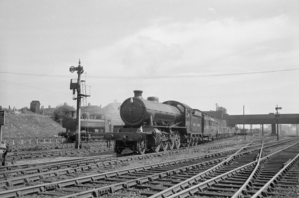 Thompson class O1 2-8-0 locomotive no 63776.