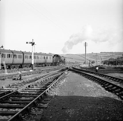 Dulverton, 13 September 1952
