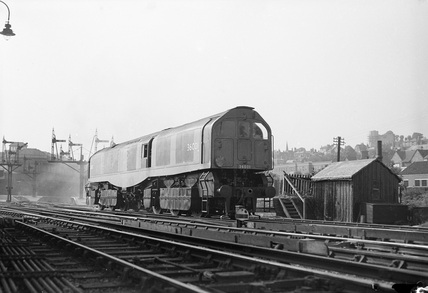 Bulleid Leader class locomotive no. 36001