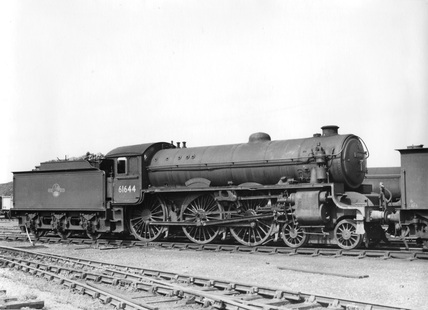 LNER locomotive no 61644 'Earlham Hall'