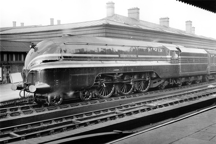 LMS locomotive 'Duchess of Atholl' at Shrewsbury