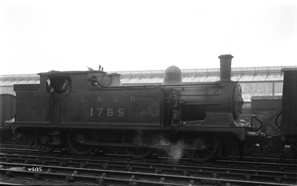 LNER N10 locomotive  no. 1785