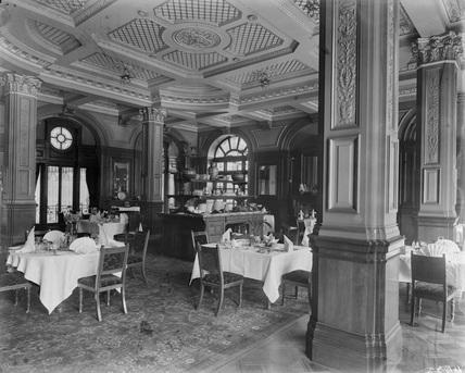 Bradford Midland Hotel Restaurant (Derby, DY_4223)