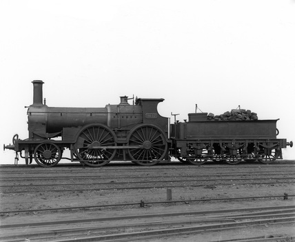 GWR locomotive no. 2017