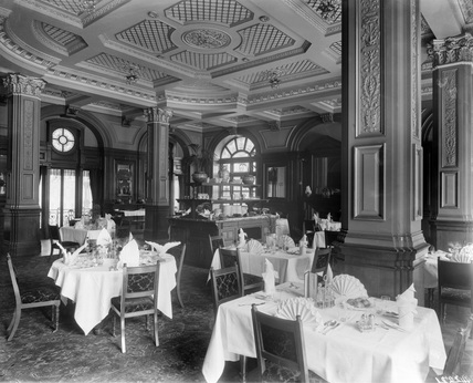 Bradford Midland Hotel Restaurant (Derby, DY_4222)