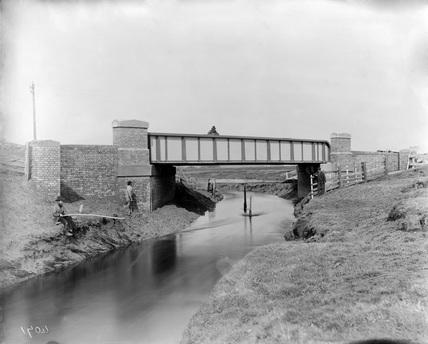 New Bridge, River Nar, Lynn (Derby, DY_4071)