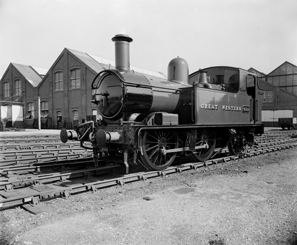 GWR locomotive no. 4800